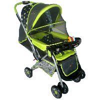 Polly's Pet Baby Portable Stroller (Green)