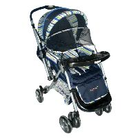 Pollys Pet Baby Pram Stroller With Mosquito Net