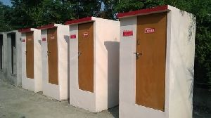 Concrete Toilet Modules