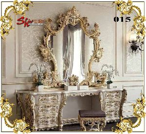 015 Wooden Dressing Table