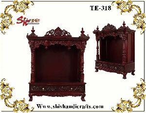 Te-318 Wooden Temple