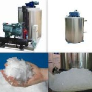 Flake Ice Maker Machine