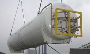 Lng Marine Fuel Tank
