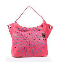 Meridian pink cross body bag