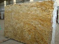 Ivory Gold Granite Slabs