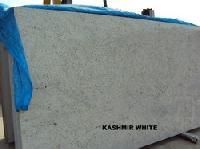 Kashmir White Granite Slabs
