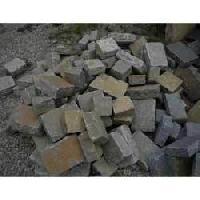 Lime Sandstone Cobbles