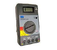 D2K-M - 1 KV Multi Voltage 2 GO Rechargeable Battery Operated Insulation Tester