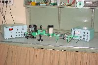 J-band Microwave Test Bench (5 To 8 Ghz)
