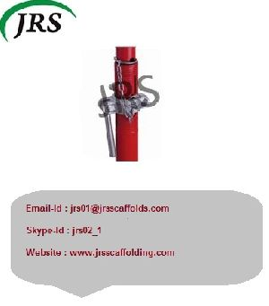 Building Construction Material Specification Adjustable Scaffolding Steel Prop