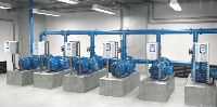 Multiplex Intelligent Pump System