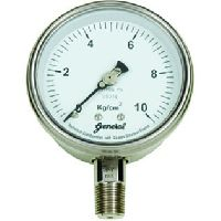 Bourdon Sensing Pressure Gauges