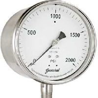 Safety Pattern Solid Front Pr. Gauges