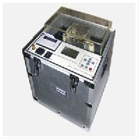 Insulating Oil Tester / CU Series : uP Operated