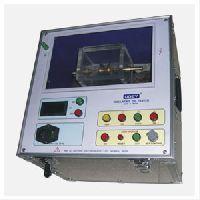 Insulating Oil Tester / OTS-E Series (Semi-Automatic)