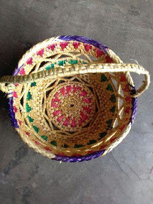 Handmade Flower Basket