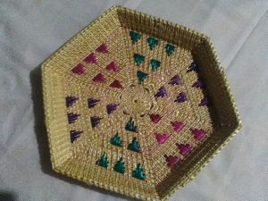 Handmade Fruit Basket