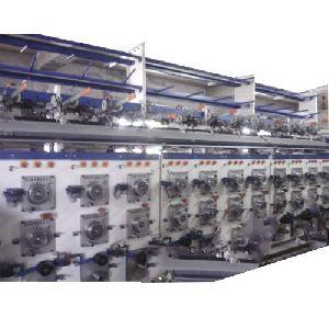 Lycra Air Intermingling Machine
