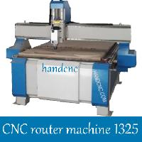 cnc router 1325 with 6 kw spindle power