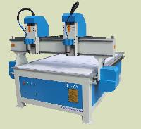 cnc router 1325 with double head
