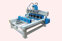 cnc router with roatory attachment