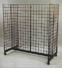 Wire Merch Display Rack