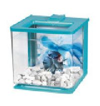 Marina Betta EZ Care Aquarium Kit, Blue