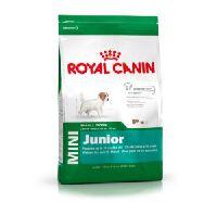 Royal Canin Mini Junior, 4 Kg Dog Food