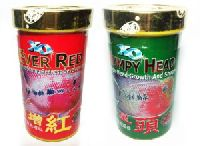 Xo Humpy Head & Ever Red Flower Horn Fish Food