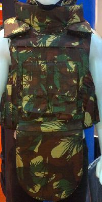 Tactical Bullet Resistant Jacket - Iii