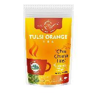 Tulsi Orange Tea