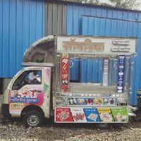 Van Cart Freezer