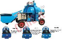 Concat RM Series Concrete Mini Mobile Batcing & Mixing Plant
