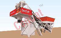 Concat-TSM/CPM Series Concrete Batching & Mixing Plant