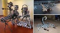 Robot Spare Parts