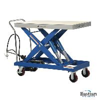 Air Hydraulic Lift Table