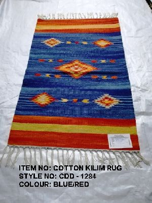 Cotton Kilim Rugs