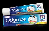 ODOMOS NON STICKY MOSQUITO REPELLENT CREAM