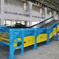 Apron Chain Belt Conveyor