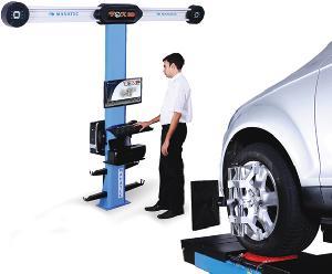 Computerised Wheel Alignment