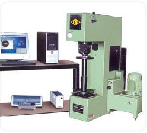 Computerised Brinell Hardness Tester
