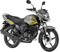 Saluto 125cc Bike