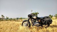 50L PREMIUM MOTORCYCLE SADDLE BAGS