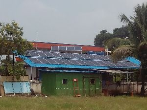On Grid Solar Project Services