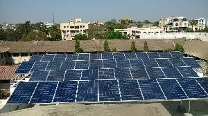 Grid Tied Solar Project Services