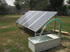 Solar Water Pump Installation Services