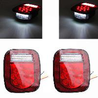 Rv Combination Tail Truck Light