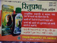 Rituprabha Ayurvedic Hair Oil