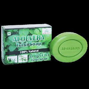 Aloe Vera Tulsi Soap