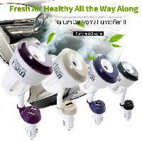 Nanum Car Usb Air Humidifier Essencial Oil Aromatherapy Aroma Diffuser